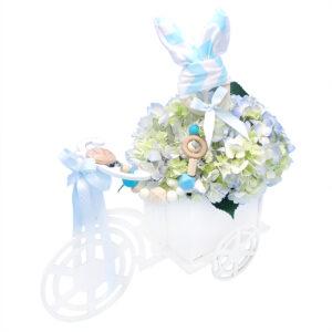 Regalo para bebe bicicleta
