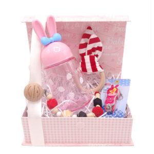 regalo de nacimiento en caja