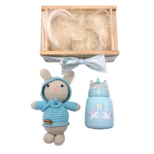 peluche en crochet regalo para bebé