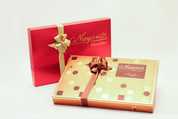 Chocolates Truffas