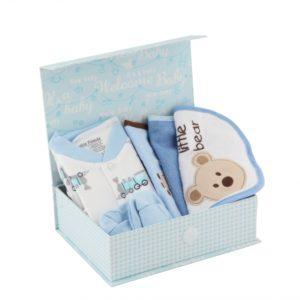 caja para bebe