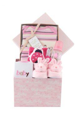 caja decorativa para bebe