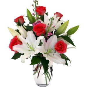 flores y lirios