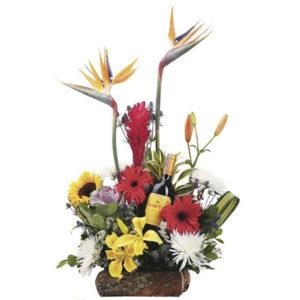 arrglo de flores
