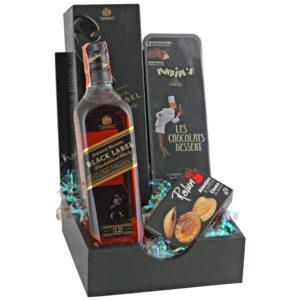 caja de bebida