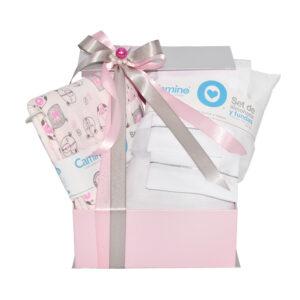 regalo caja juego de cuna para bebe
