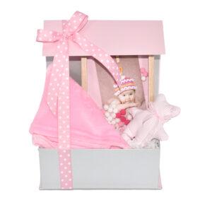 caja de regalo para bebe