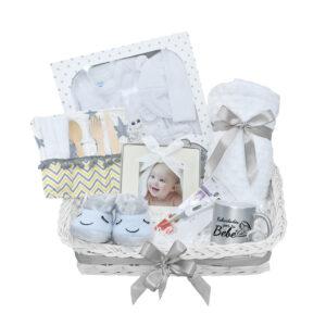 Canastilla para bebe regalo nacimiento